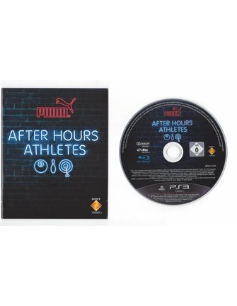 AFTER HOURS ATHLETES für Playstation 3 PS3