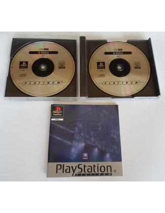 G-POLICE voor Playstation 1 PS1