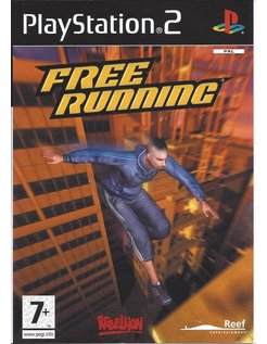 FREE RUNNING voor Playstation 2 PS2