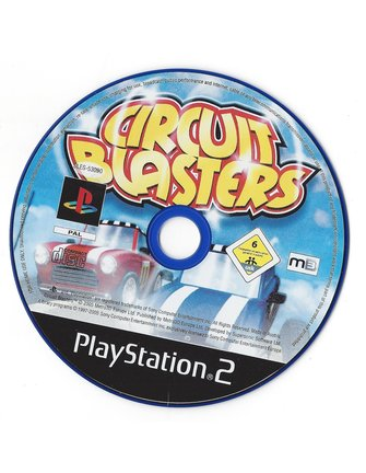 CIRCUIT BLASTERS für Playstation 2 PS2