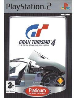 GRAN TURISMO 4 voor Playstation 2 PS2