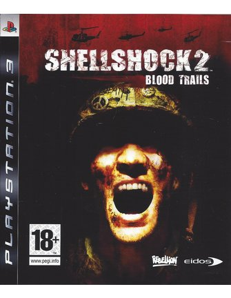SHELLSHOCK 2 BLOOD TRAILS for Playstation 3  PS3