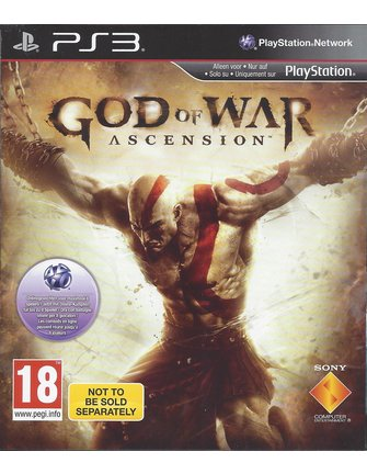 GOD OF WAR ASCENSION für Playstation 3 PS3