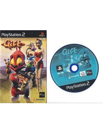 GIFT voor Playstation 2 PS2