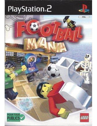 LEGO FOOTBALL MANIA for Playstation 2 PS2