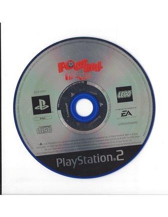 LEGO FOOTBALL MANIA voor Playstation 2 PS2