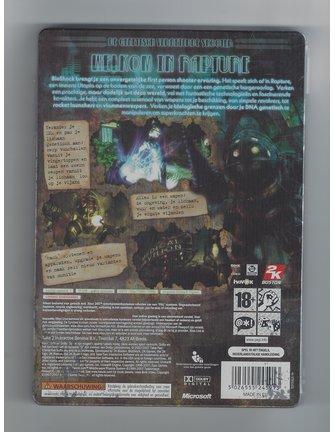 BIOSHOCK STEELBOOK for Xbox 360