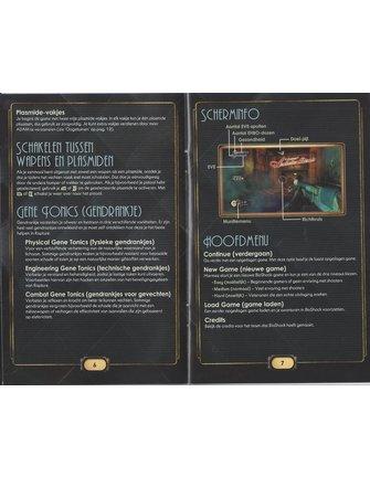BIOSHOCK STEELBOOK für Xbox 360