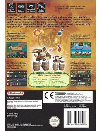 DONKEY KONGA voor Nintendo Gamecube