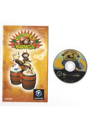 DONKEY KONGA für Nintendo Gamecube