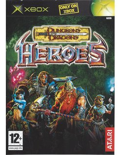 DUNGEONS & DRAGONS HEROES for Xbox