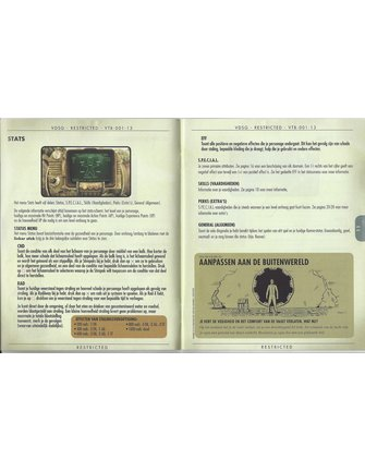 FALLOUT 3 voor Playstation 3 PS3