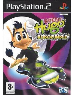 AGENT HUGO ROBORUMBLE voor Playstation 2