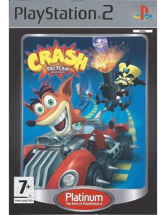 CRASH TAG TEAM RACING fuer Playstation 2 PS2