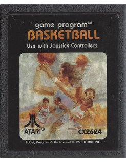 BASKETBALL for Atari 2600