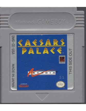 CAESARS PALACE voor Nintendo Game Boy
