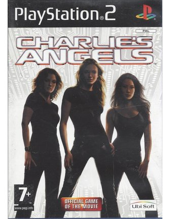 CHARLIE'S ANGELS voor Playstation 2 PS2