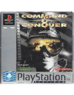 COMMAND & CONQUER für Playstation 1