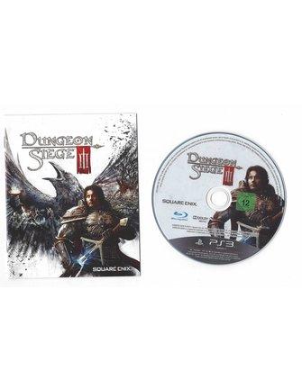 DUNGEON SIEGE III (3) für Playstation 3 PS3