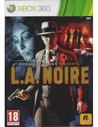 L.A. NOIRE für Xbox 360