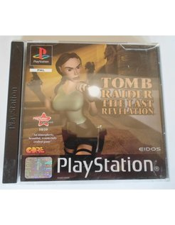 TOMB RAIDER THE LAST REVELATION für Playstation 1