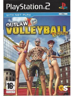 OUTLAW VOLLEYBALL REMIXED voor Playstation 2 PS2