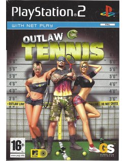 OUTLAW TENNIS voor Playstation 2