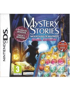 MYSTERY STORIES - MOUNTAINS OF MADNESS für Nintendo DS