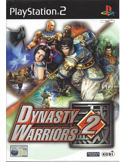 DYNASTY WARRIORS 2 für Playstation 2 PS2