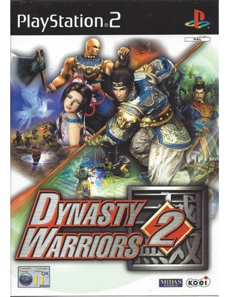 DYNASTY WARRIORS 2 voor Playstation 2 PS2