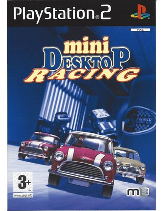 MINI DESKTOP RACING for Playstation 2 PS2
