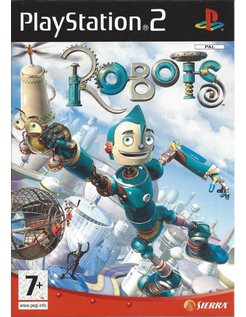 ROBOTS voor Playstation 2