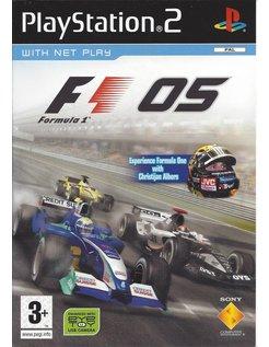 FORMULA ONE 05 voor Playstation 2