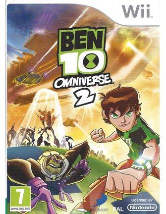 BEN 10 OMNIVERSE 2 für Nintendo Wii