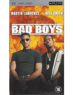 BAD BOYS - UMD video for PSP
