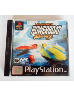 VR SPORTS POWERBOAT RACING für Playstation 1