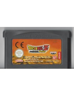 DRAGON BALL Z SUPERSONIC WARRIORS voor Game Boy Advance