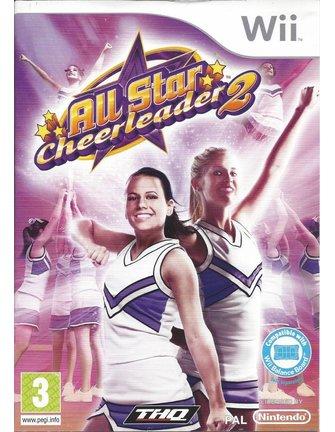 ALL STAR CHEERLEADER 2 voor Nintendo Wii
