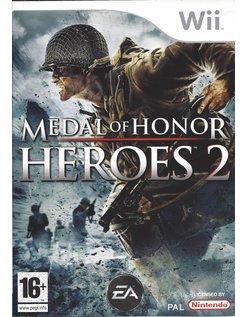 MEDAL OF HONOR HEROES 2 für Nintendo Wii