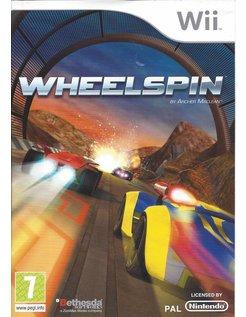 WHEELSPIN voor Nintendo Wii