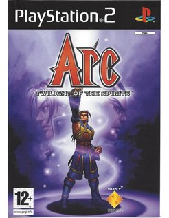 ARC TWILIGHT OF THE SPIRITS voor Playstation 2 PS2