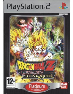 DRAGON BALL Z BUDOKAI TENKAICHI voor Playstation 2 - Platinum
