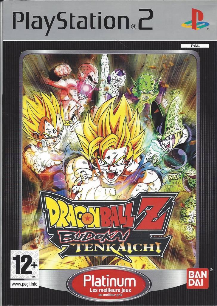DRAGON BALL Z BUDOKAI TENKAICHI for Playstation 2 PS2