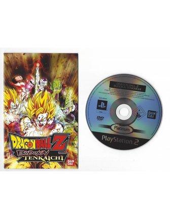 DRAGON BALL Z BUDOKAI TENKAICHI voor Playstation 2 PS2 - Platinum
