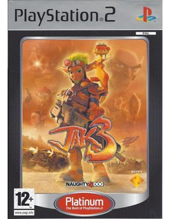 JAK 3 voor Playstation 2 PS2