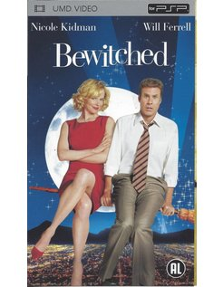 BEWITCHED - UMD video for PSP