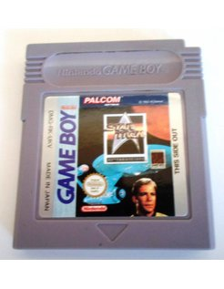 STAR TREK for Nintendo Game Boy