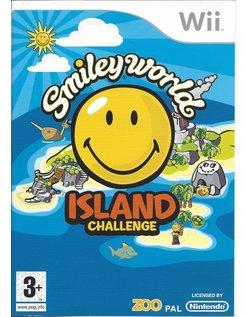 SMILEY WORLD ISLAND CHALLENGE voor Nintendo Wii