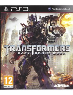 TRANSFORMERS DARK OF THE MOON für Playstation 3