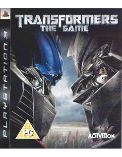 TRANSFORMERS THE GAME für Playstation 3